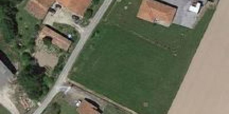 Terrain 1500 m2 Clermont